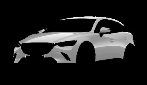 Цвета кузова CX-3